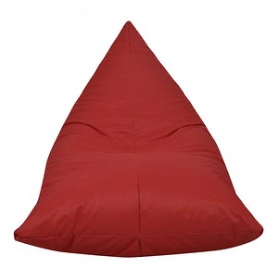 Şezlong Armut koltuk Kırmızı