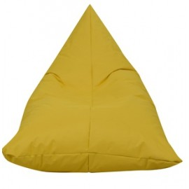 Şezlong Armut Koltuk Sarı
